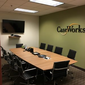 New Look for CaseWorks Charlotte Office