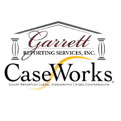 CaseWorks Partners with Garrett Reporting Services